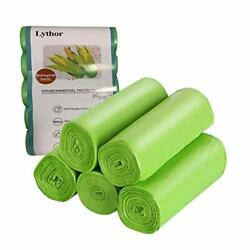 Compostable Trash Bags 2.6 Gallon Small Disposable Compost Bags 150 Count Bags $15.41