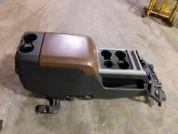 Console Front Floor With Armrest Platinum Fits 13 16 FORD F250SD PICKUP 738324 $1390.00