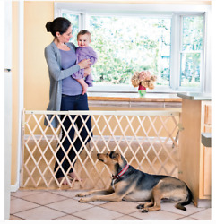Evenflo Expansion Swing Extra Wide Hardware Mount Gate 24quot; 60quot; plastic safety $42.15