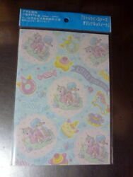 Out Of Form Mail 140 Novelty Little Twin Stars Original A5 Notes Asahi Beverages $27.99