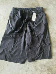 COS mens knee length shorts with pleat size 34 $45.00