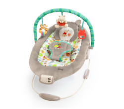 Disney Baby Winnie The Pooh Bouncer Seat Dots and Hunny Pots $37.05