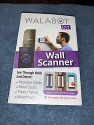 Walabot DIY in Wall 3D Imaging Stud Pipes Wires Finder Tool Free Shipping $45.00