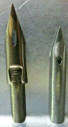 RAILROAD NORTHERN PACIFIC PEN NIBS LOT OF 2 $6.99