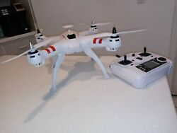 X15 RC Large Quadcopter Drone Aircraft 2.4Ghz 4CH w Controller Adult Pre Owned $40.00