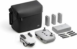 DJI Mini 2 Fly More Combo – Ultralight Foldable Drone 3 Axis Gimbal with 4K Cam $420.00