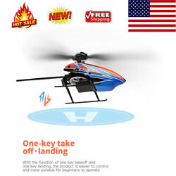 WLtoys XKS K127 RC Helicopter Remote Control Aircraft Fixed Height RTF Gift Y7J0 $60.42