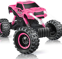 DOUBLE E RC Cars for Girls Newest 1:12 Scale Remote Control Car with Rechargeabl $68.26