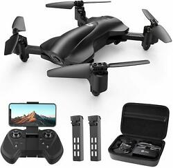 Holy Stone HS165 RC Drone with 2K HD Camera 5G WIFI FPV Quadcopter GPS Follow Me $158.99