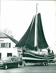 1979 NOVELTY FOR INTERNATIONAL BOAT EXHIBITION OPEN Vintage Photography $39.90
