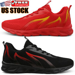 Running Shoes Sneakers Casual Men#x27;s Outdoor Athletic Jogging Sports Tennis Gym $14.99