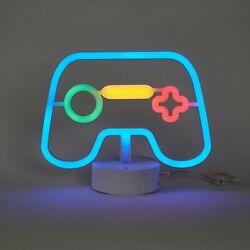 NEW Gaming Controller Neon Table Lamps Best Seller $41.99