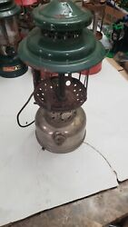 Vintage coleman lantern with us and british patents date is 7 5 $70.00