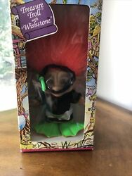 Treasure Trolls Scuba Diver with Wishstone by Ace Novelty in Original Packaging $35.00
