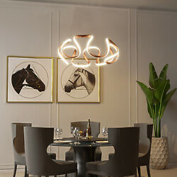 Modern LED Ceiling Light Lamp Pendant Dining Home Room Dimmable Fixture $120.67