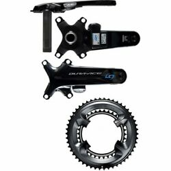Stages Power R Shimano Dura Ace R9100 Road Bicycle Cycle Bike Power Meter Black $690.99