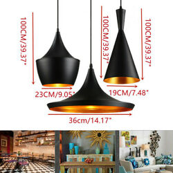 3 Heads Ceiling Light Chandeliers Modern Dining Room Chandelier Fashion Iron NEW $30.40