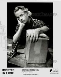 1991 Press Photo Spalding Gray in a scene from quot;Monster in a Box.quot; lrp66178 $13.88