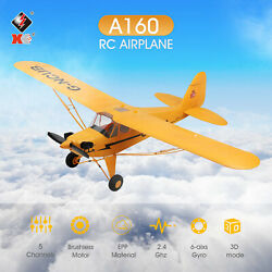 Wltoys XK A160 RC Plane 6G Mode Brushless Remote Control Airplane Gifts USA R6G8 $98.69