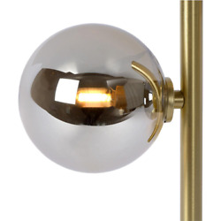 Rice 17 In. Brass Table Lamp $155.79