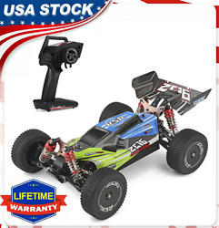 Wltoys 144001 1 14 4WD 60km h High Speed RC Racing Off Road Drift Car RTR f Kids $76.10