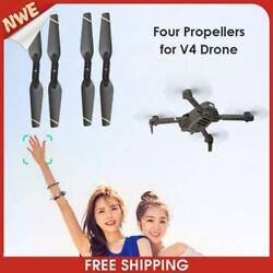 2Pairs Quick Release Propeller Props for V4 UAV RC Drone CWCCW Blades Sets $5.73