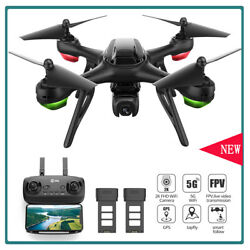 Holy Stone HS130D FPV GPS Drone with 2K HD Camera Wifi RC Quadcopter 2 Battery $75.00