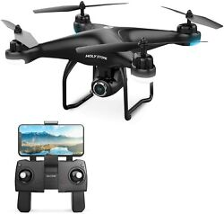 Holy Stone HS Series HS120D FPV Drone with GPS System Carrying Case $129.99