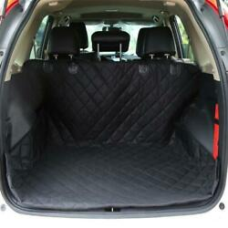 Luxury Pet SUV Cargo Cover amp; Liner For Dogs Black Quilted Waterproof $30.90
