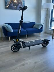 Electric Scooter Mini Motors Speedway V 185 Miles 45mph Top Speed $1700.00