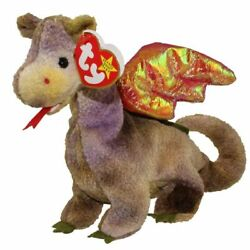 TY Beanie Baby SCORCH the Dragon 7 inch $6.99