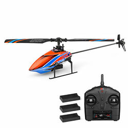 WLtoys XKS K127 Helicopter Remote Control Fixed Height 4CH RTF 3 Batteries Q9C6 $66.28