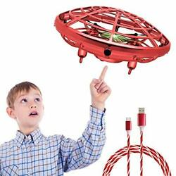 Hand Operated Drones for Kids or Adult Mini Drone with Shinning LED Lights UF... $29.44