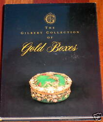 ART REFERENCE BOOK quot;GOLD BOXESquot; $30.00