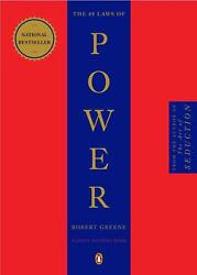 The 48 Laws of Power by Robert Greene English Paperback Book Free Shipping $22.32