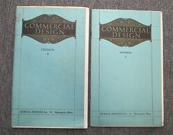 COMMERCIAL DESIGN Division 1 amp; 2 1931 with Charts