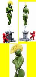 She Dragon Clayburn Moore Variant Savage Dragon Statue New from 2008 A