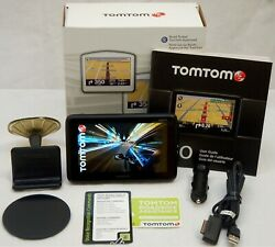 NEW TomTom GO 2535 Car GPS Navigator Set 2535S 5quot; LCD US Canada Mexico Maps WOW $89.80