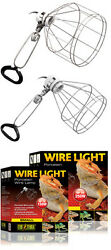 Exo Terra Wire Clamp Lamp large $19.99