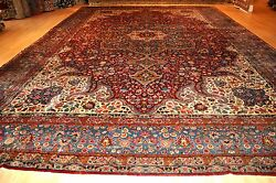 TO QUALITY 11' x 16' ANTIQUE PERSIAN PALACE SIZE LARGE  rug Collectible Oriental