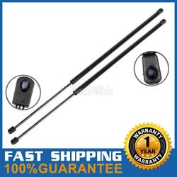 (2) 215799782 Front Hood Gas Charged Lift Support For Cadillac DTS 2006-2011
