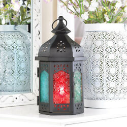 Exotic Tabletop Candle Lantern item 15223