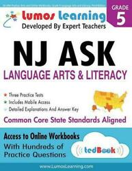 NJ Ask Practice Tests and Online Workbooks: Grade 5 Language Arts and Literacy
