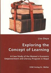 Exploring the Concept of Learning by Lisa Deyo (English) Paperback Book Free Shi