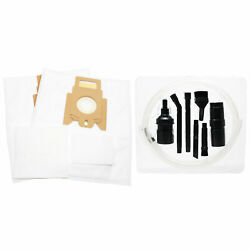 2 Vacuum Bags amp; 2 Micro Filters for Miele S163 S190 S148 S143 w Micro Kit $9.99