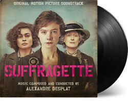 Alexandre Desplat - Suffragette (Original Motion Picture Soundtrack) [New Vinyl]