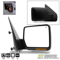 2004-2006 04-06 Ford F150 Power Heated Mirror wLED Signal Passenger Side RIGHT