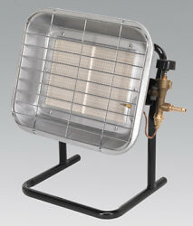Sealey LP14 Space Warmer® Propane Heater with Stand 10250-15354Btuhr
