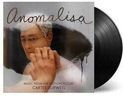 Carter Burwell - Anomalisa (Music From the Motion Picture) [New Vinyl] Holland -