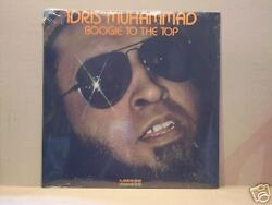 SEALED Idris Muhammad  Boogie To The Top   KUDU1978  LP
